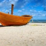 Fishing Boat — Stock Photo #9778993