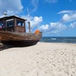 Fishing Boat — Stock Photo #9779090