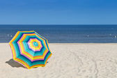 Beach Umbrella — Foto de Stock