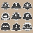 Vintage label — Stock Vector #10471437