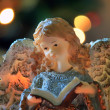 christmas angel — Stock Photo