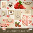 Royalty-Free Stock Vektorfiler: St. Valentine