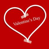 St. Valentines — Stock Vector