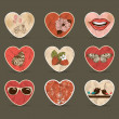Royalty-Free Stock Imagen vectorial: St Valentine\'s day