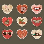 St Valentine's day — Vector de stock