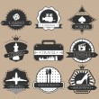 Royalty-Free Stock Vector Image: Vintage label