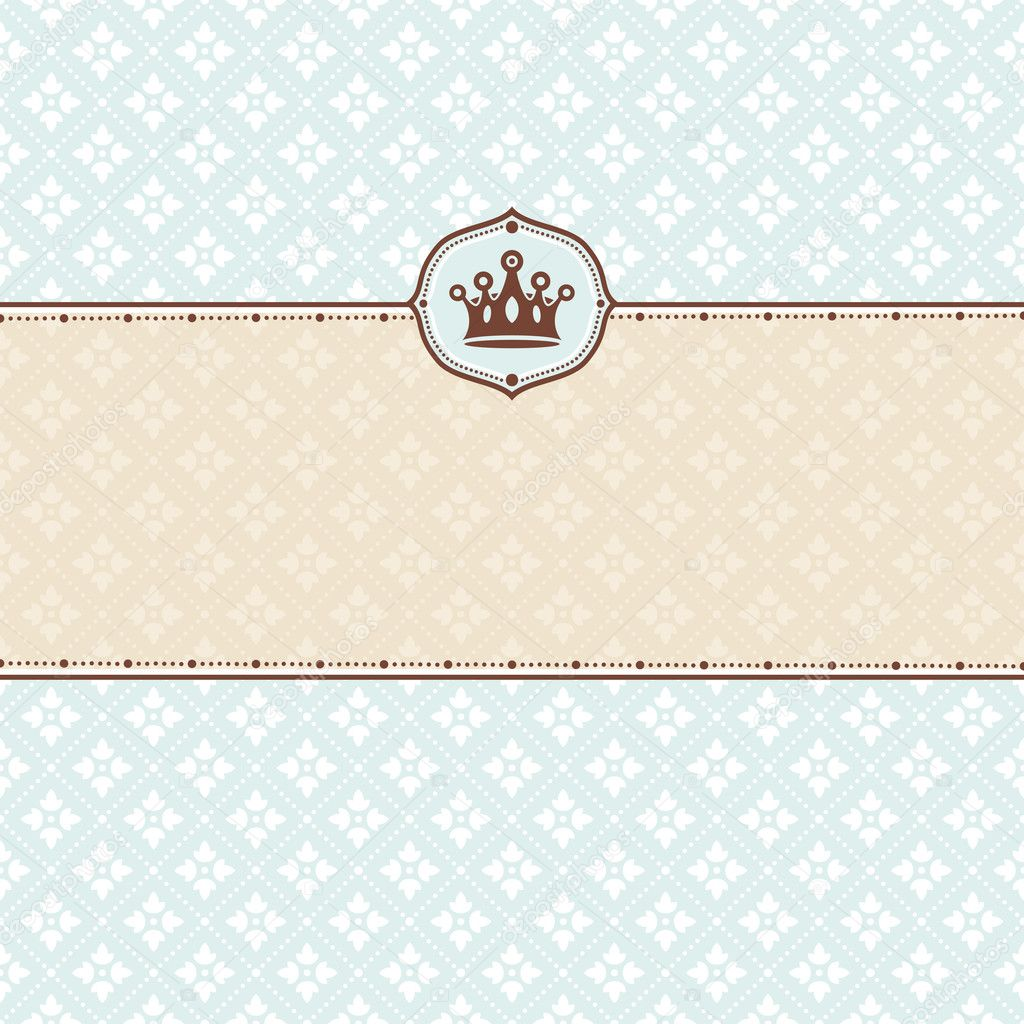 royal blue wallpaper border