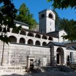 Monastery. Cetinje in Montenegro. — Stock Photo #8012165