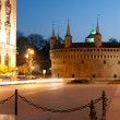 A gate to Krakow - barbican — Stock Photo #9162091