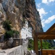 图库照片: Monastery of Ostrog in Montenegro