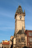 Old Town Hall in Prague — Stock Photo