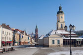 Poland. Bialystok. — Stock Photo