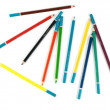 color pencils — Stock Photo #8061706