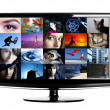 Lcd TV — Stock Photo #8537126