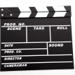 Clapboard — Stock Photo #9727527