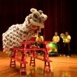 Lion dance — Stock Photo #10251411