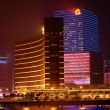Casinos Wynn and Galaxy, Macau — Stock Photo