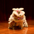 Lion dance — Stock Photo #9014035