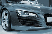 Sportive car — Stock Photo