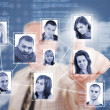 Social network — Stock Photo #10577902