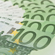 Money banknotes — Stock Photo