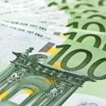 100 Euro banknotes — Stock Photo