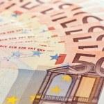 50 Euro banknotes — Stock Photo #10578285