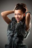ファッションモデル — ストック写真