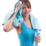 Fitness Woman — Stock Photo #9203957