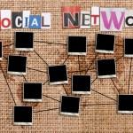 Постер, плакат: Social network