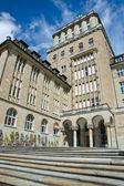 Zurichs famous University — Stock Photo