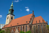 Church St. Mary in Berlin — Stock Photo