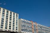Edificios en berlín del este — Foto de Stock