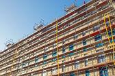 Строительство жилого дома — Стоковое фото
