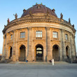 The famous Bodemuseum in Berlin — Stock Photo