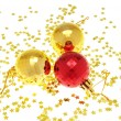 Christmas-tree decorations — Stock Photo #8331953