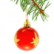 Christmas-tree decorations — Stock Photo #8331984