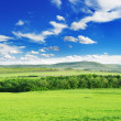 Stock Photo: Mountainous terrain