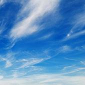 Blue sky — Zdjęcie stockowe