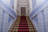 The staircase in an old mansion — Stock Photo