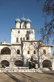 Eski rus kilisesi, kolomenskoye — Stok fotoğraf