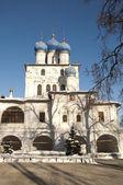 Stary rosyjski kościół w kolomenskoje — Zdjęcie stockowe