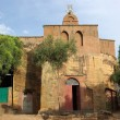 Stock Photo: Church in Ethiopia