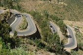 Road in Ethiopia — Stock Photo