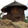 Hut in Ethiopia — Stock Photo