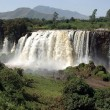 Stock Photo: Waterfalls in Ethiopia