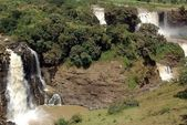 Waterfalls in Ethiopia — Stock Photo