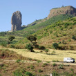 Landscape in Ethiopia — Stock Photo