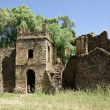 Castle in Ethiopia — Stock Photo #8499125