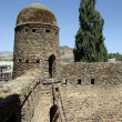Castle in Ethiopia — Stock Photo #8499133